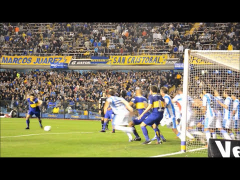 PORRISTAS BOCA JUNIORS VS RAFAELA