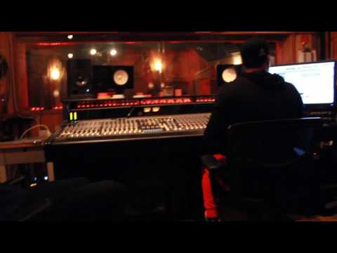 Behind The Scenes Footage Of Final Studio Session (The Devil's Advocate)