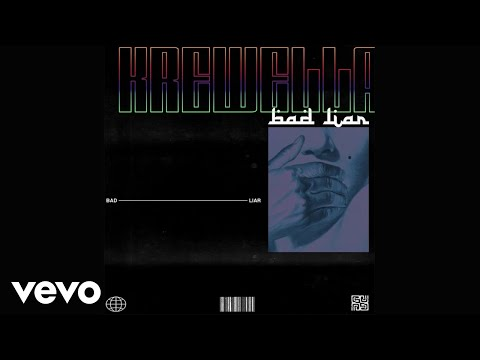 Krewella - Bad Liar (Audio)