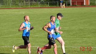 Närkes DM 5000 m 2017 - Heat 3
