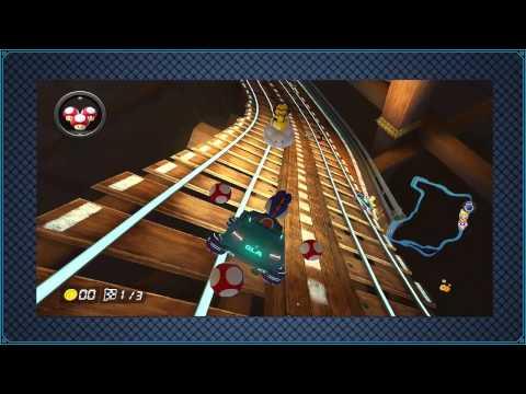 Wii U l Mario Kart 8 l Online l # 45 l ¡¡¡ MALA SUERTE CON PESO !!!