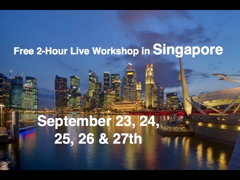 Singapore - Live 2 Hour Event (Sept 2015)