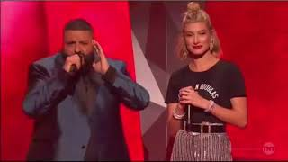 Cardi b performance at iheart radio awards 2018 and won