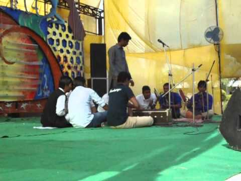 Haryanvi Ragni By Pardeep Sharma Performed At Enchante 2k14 At Jmit, Radaur video