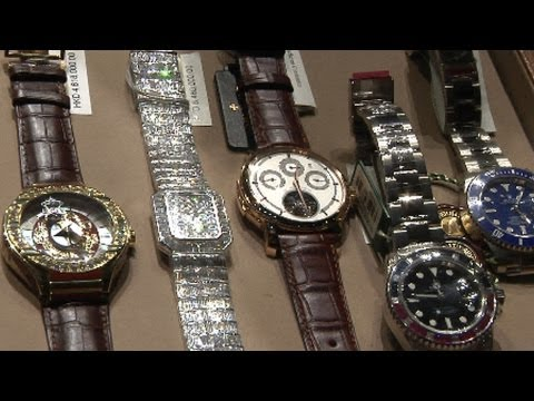 Hong Kong s Million-Dollar Watches