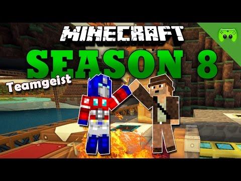TEAMGEIST «» Minecraft Season 8 # 130 HD