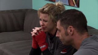 Ariel Beck suffers panic attack before her fight | THE ULTIMATE FIGHTER