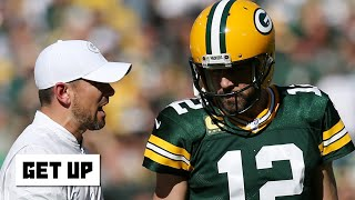 Pat McAfee: This is the start of something beautiful between Aaron Rodgers & Matt LaFleur | Get Up