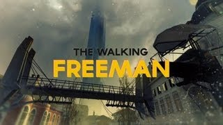 The Walking Freeman