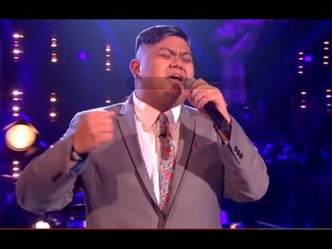 (FULL)Joseph Apostol Knockout Rounds The Voice UK 2013