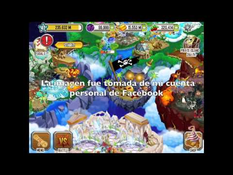 Hack de Gemas para Dragon City 2014