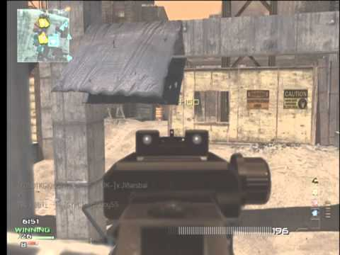 MW3 Called In 100 MOAB's  In One Presitige