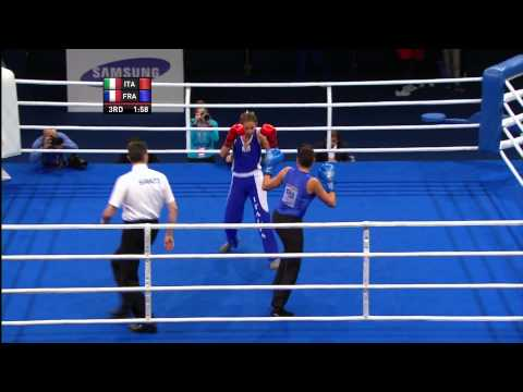 Savate Womens Assaut 60kg Final Image 1
