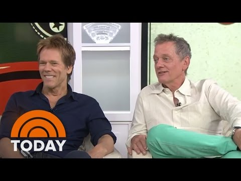 Kevin Bacon Returns To The Road With Bacon Brothers Band | TODAY
