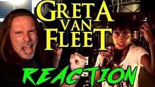 Vocal Coach Reaction To Greta Van Fleet Highway Tune Ken Tamplin Vocal Academy