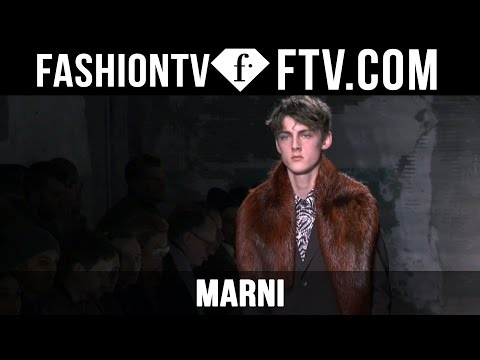 Marni F/W 16-17   Milan Fashion Week : Men F/W 16-17   FTV.com