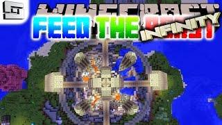 Minecraft FTB Infinity - THE GATEWAY! ( Hermitcraft Feed The Beast E16 )
