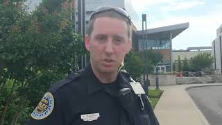 Threatened to ID or Take Me to Jail 1st Amendment Audit Nashville, TN PD Part 2 of 2