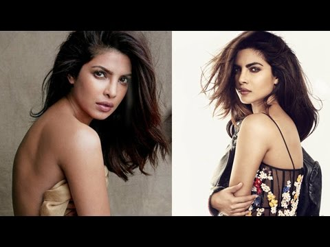 Priyanka Chopra HOT Photoshoot For Marie Claire Magazine
