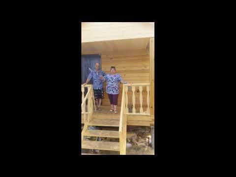 Отзыв о строительстве брусового дома из города Пестово.Дома из Пестова