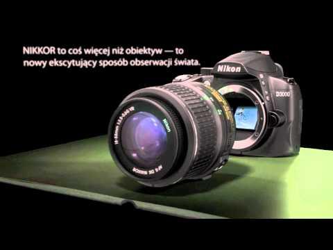 Camara Fotografica Profesional NIKON D3000