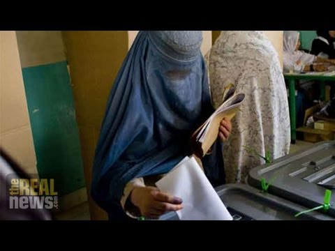 Do the Afghan Presidential Elections Signify Progress?