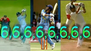 SACHIN TENDULKAR 50 SIXES COLLECTION! 50 SIXES. NO ONE DOES IT BETTER!