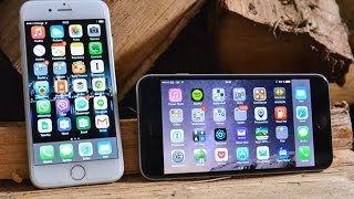 Porovnanie Apple iPhone 6 vs iPhone 6 Plus