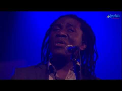André Ceccarelli, Sylvain Luc et Richard Bona au Saveurs Jazz Festival 2011 à Segré - Part 4