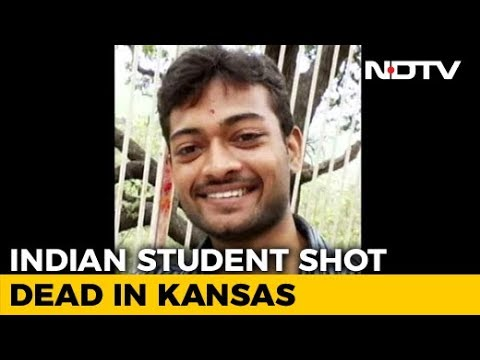 26-Year-Old Student From Telangana Shot Dead At Restaurant In Kansas City