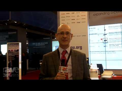 ISE 2015: AVnu Alliance Announces Move into Time Sensitive Networking