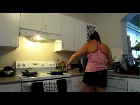 COOKING WITH KIM! (Day 724 &#8211; 7.16.12)