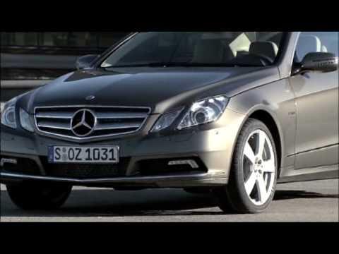 Mercedes-Benz E-Class Coupe E350 CDI