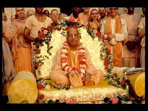 One Should Directly Approach Krishna by Srila Prabhupada (BG 9.18-19) on 04-12-66, New York