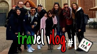 Travel vlog #1 | Μιλάνο