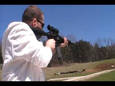 Armalite AR-15. Savage .308. SKS. DPMS M4/AR-15