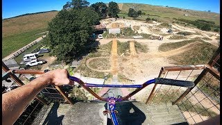 BIGGEST BMX DIRT JUMPS IN THE WORLD!