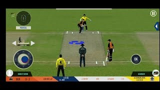 Real cricket 19 Multi-player Bowling Tricks