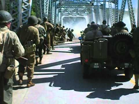 2010 Remagen Bridge Battle Reenactment Film