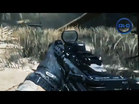 Call of Duty: Ghosts GAMEPLAY! - 15+ Minutes Footage! - COD Ghost Official E3 2013 HD