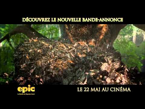 EPIC : La Bataille du Royaume Secret - TV Spot HD - FR