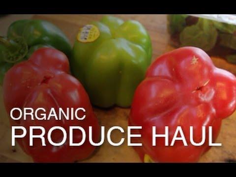 Kai's Healthy Produce Haul: Eat more Veggies and Fruits!