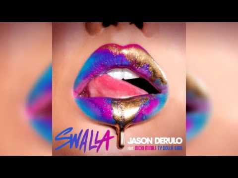 Jason Derulo   Swalla ft  Nicki Minaj & Ty Dolla $ign Clean Free Download