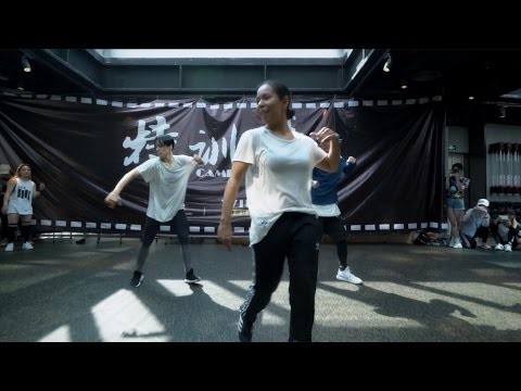 The way you move  OutKast  Galen Hooks  Choreography  GH5 Dance Studio