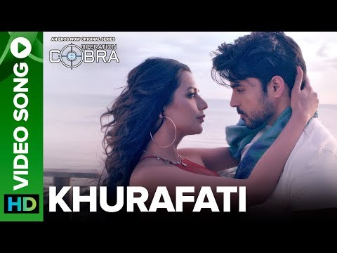 Khurafati | Gautam Gulati | Ruhi Singh | Operation Cobra | An Eros Now Original Series