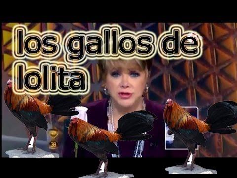 Los Gallos De lolita Ayala [3 04 2015] video