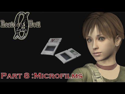 Resident Evil Zero - Part 8 - Microfilms