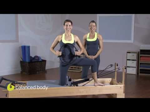 "Pilates Instructors : S2E33 :  ""Halo"" on the Reformer"