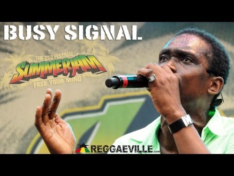 Busy Signal - Watch Out For This (bumaye) summerjam 7 5 2013 video