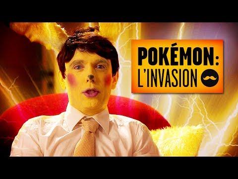 DAVY – Pokemon : l'Invasion